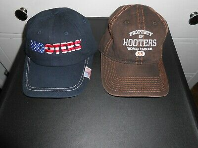 Hooters Hat Lot
