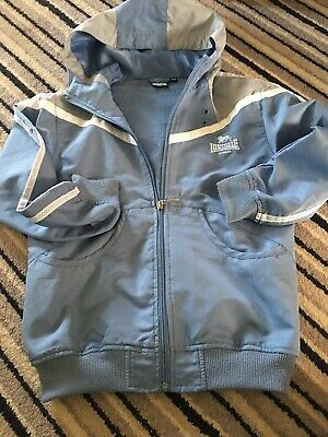 Lonsdale Sports  Jacket Age 9-10 Years