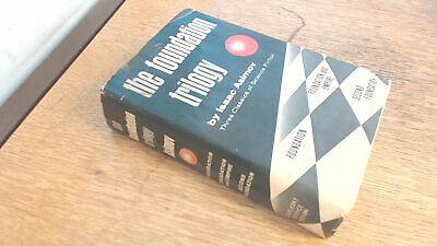 The Foundation Trilogy, Isaac Asimov, Doubleday Science Fiction,