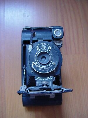 Camera Photographic Old Kodack Shutter Made in USA