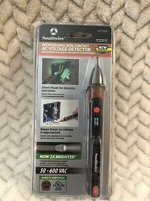 Southwire 50-600V Non-Contact AC Voltage Detector 40136N