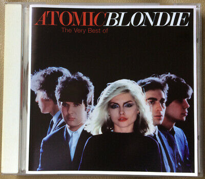Blondie - Atomic - The Very Best Of (CD 1998). Mint condition. with HMV sticker