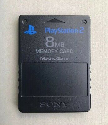 Free MCBoot | FMCB v1.966 | PS2 8MB Genuine Sony Memory Card | FreeMCBoot + Apps