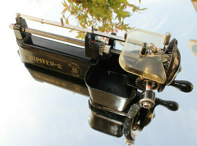 Jupiter 2/51B Bleistiftschärfmaschine von Guhl & Harbeck german pencil sharpener