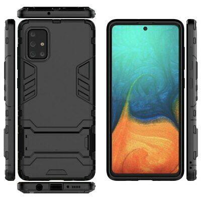 Armour Case For Samsung Galaxy S20 Plus Ultra A51 A71 A50 A70 Back Cover Stand