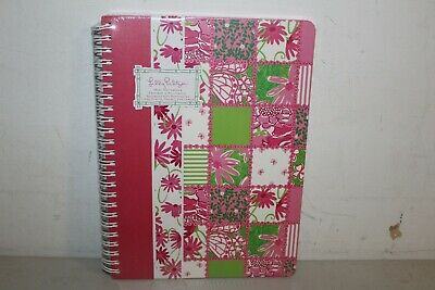 New Lilly Pulitzer Mini Notebook Featured In Patchtastic Pink