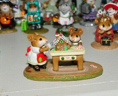 Wee Forest Folk M-227 Home Sweet Home Christmas