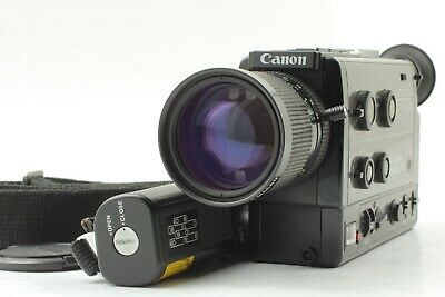 【Near Mint FeDex】Canon 814 XL-S Electro Super 8mm Camera From JAPAN #231