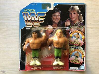Hasbro WWF Super Rare The Rockers Wreslitng Figure Hobby Goods Preowned