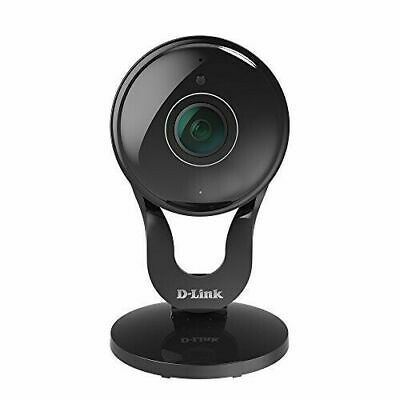 D-Link Full HD 180-Degree WiFi Security Camera - 1080P - Indoor - Night Vision
