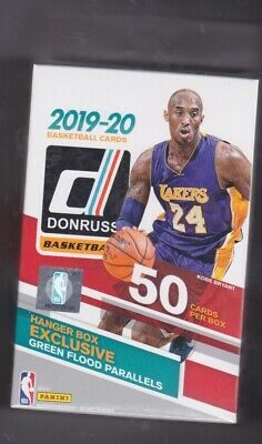 2019/20 Nba Donruss  Lot Of 2 Sealed Zion/Rj/Jo Shipped From Canada 50 Cards Box