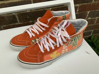 Vans Off The Wall Lace Up  Trainers..Men US 6...Women Uk 5  US 7.5