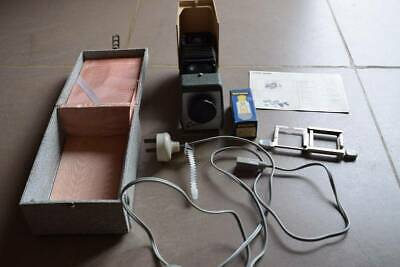 antique 35 mm cabin slide projector