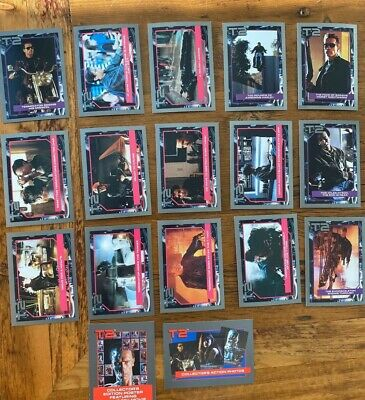 1991 Terminator 2 Judgment Day Trading Card Packet by IMPEL MARKETING INC