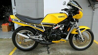YAMAHA RZ350 Kenny Roberts 1984, rare and excellent