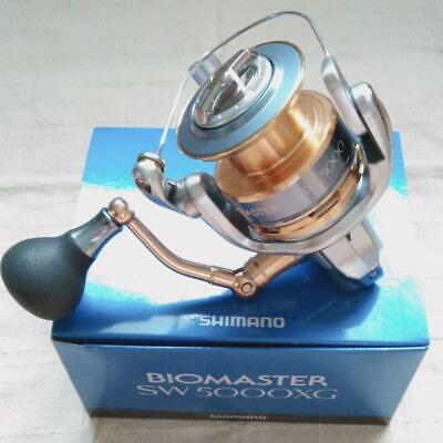 SHIMANO NEW 13 BIOMASTER SW 5000XG Spinning Reel from Japan