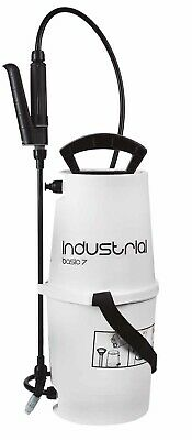 Industrial Basic 7 Disinfectant 5 Litre Pressure Sprayer