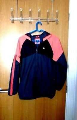 New with tags.Gap Fit Jacket Age10-11.Water Resistant.Breathable.High Visibility