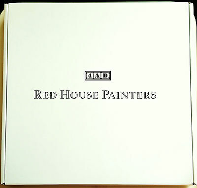 BN Sealed RSD Red House Painters 4AD Box Set BRONZE Vinyl 6xLP Numbered