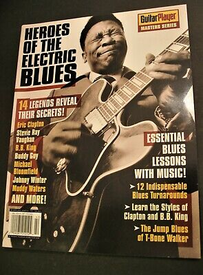 Guitar Player Masters Series Heroes Of The Electric Blues Bb King 2004 Clapton