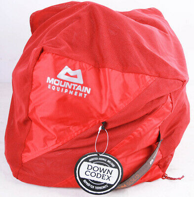 Mountain Equipment Starlight I Sleeping Bag Nautilus//Abyss Reg Left Zip RRP £90