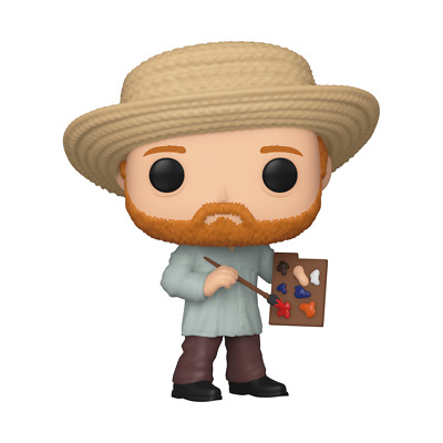 Funko POP !  Vincent Van Gogh - 03# Artists - NEW!