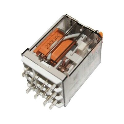 55.34.9.024.009 Relay electromagnetic 4PDT Ucoil24VDC 7A//250VAC 55.34.9.024.0090