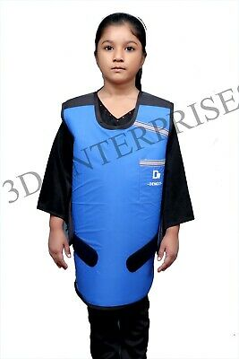 0.35mmPb X-Ray Protection Apron & Lead Vest Cover Shield For Patients Peedo