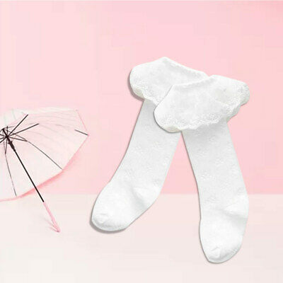 Baby Tights Hosiery Kids Stockings Lace Bow Newborn Toddler Girl Infant Autumn