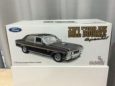 Ford Xw Falcon  Bill Bourke Special