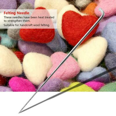 10X Sets Home Household Sewing Machine Needles Tools Carpet Leather Canvas