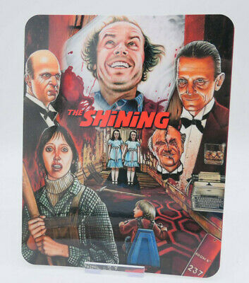 THE SHINING - Glossy Fridge or Bluray Steelbook Magnet Cover (NOT LENTICULAR)