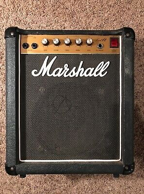 MARSHALL LEAD 20 AMPLIFIER COMBO VINYL AMP COVER p//n mars070