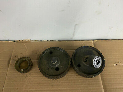 VOLVO PENTA MARINE B14 B16 GERMAN MADE REVERSE ROTATION RH CAMSHAFT TIMING GEAR