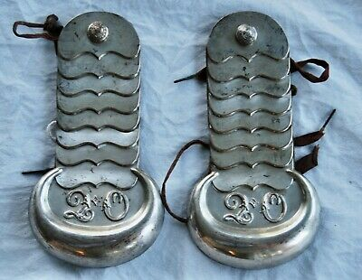 Queens Own Warwickshire Yeomanry Cavalry Officers Shoulder Scales Epaulettes