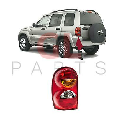 FOR JEEP CHEROKEE CRD LIBERTY 01-06 REAR TAIL LAMPS LIGHT STOP SIGNAL LEFT N//S