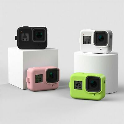 For Gopro Hero 8 Sports Video Camera Accessories Soft Silicone Protective Case