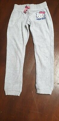 Girls tracksuit bottoms 5-6 years