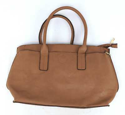 Oasis Brown Synthetic Womens Shoulder Bag