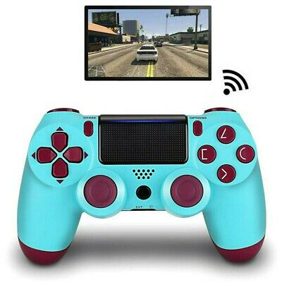 Wireless Bluetooth Gamepad Controller For Dualshock PS4 PlayStation 4 Consoles
