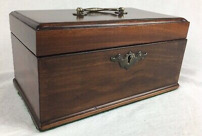 Antique Tea Caddy, Box, Georgian