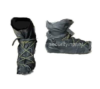 Mk4 NBC CBRN Nuclear Biological Chemical Overboots Sealed Unissued