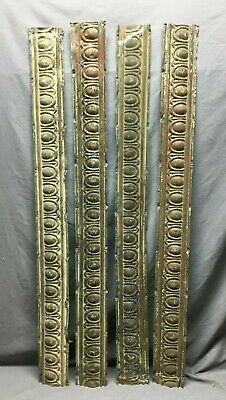 16 Feet Antique Tin Ceiling Rounded Trim Filler Decorative Architectural 269-20B