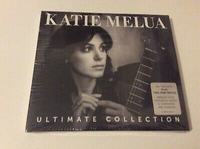 Katie Melua Ultimate Collection Cd Album Digipak New And Sealed.   J1