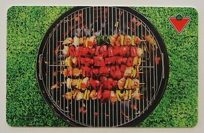 BBQ - Canadian Tire USED Gift Card - L369