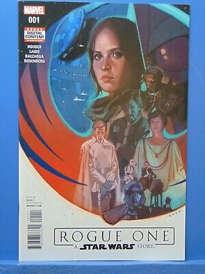 Star Wars Rogue One #1  Marvel Comics CB13326