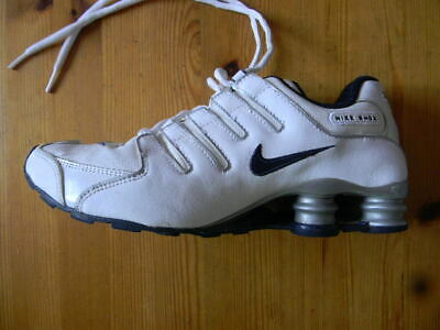 Nike Shox Running Shoes Kids Size Us 7 Good Condition