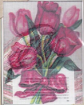 """Collection D""""Art """"Tulips"""" Tapestry Kit"""
