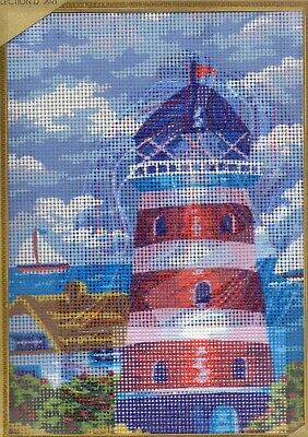 """Collection D""""Art """"Lighthouse"""" Tapestry Kit"""
