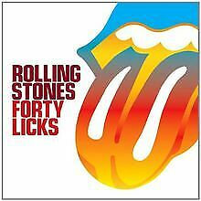 Forty Licks by Rolling Stones | CD | condition very good